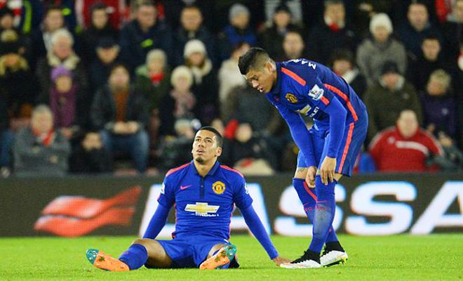 Man United dính bão chấn thương là lỗi của Van Gaal