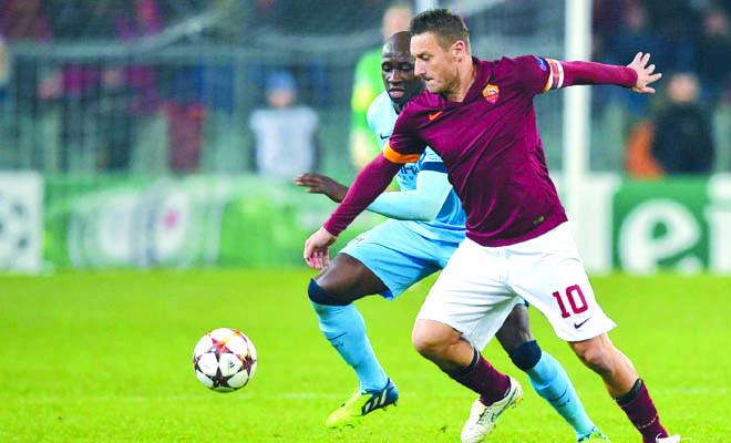 Roma bị loại khỏi Champions League: Hết rồi, thế hệ Totti...