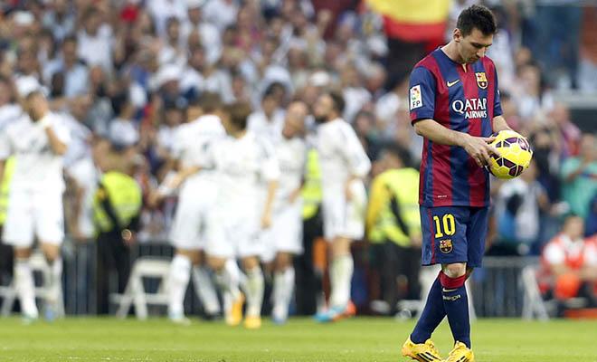 Tiếng nói từ lịch sử: Barca không thể vô địch?