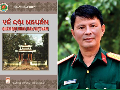 Ra mắt sách 'Về cội nguồn Quân đội Nhân dân Việt Nam': Nhiều chuyện ít biết về bộ đội cụ Hồ