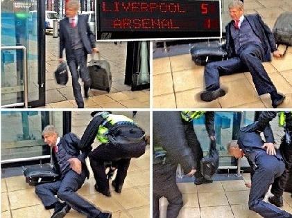 CẬP NHẬT tin tối 19/12:  Wenger: 'Thua Liverpool là vết sẹo trong trái tim tôi'. Abidal treo giày, gia nhập BHL Barca