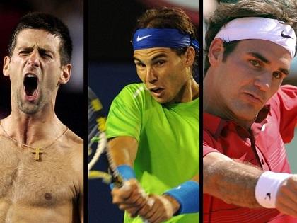 Quần vợt nam thế giới trước mùa giải mới: Vẫn là 'Big Three' và phần còn lại