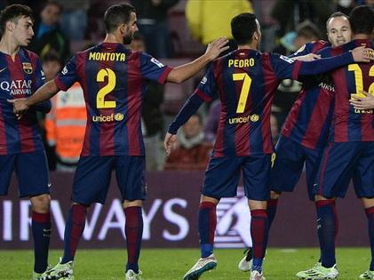Luis Enrique: 'Barca thực sự là đối thủ thách thức Real Madrid'