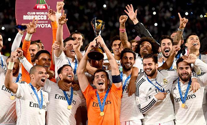 Gầm trời này, ai cản nổi Madrid?