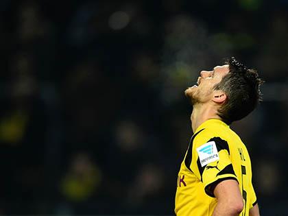 Dortmund gục ngã 1-2 trên sân Werder Bremen: Thảm họa chưa kết thúc