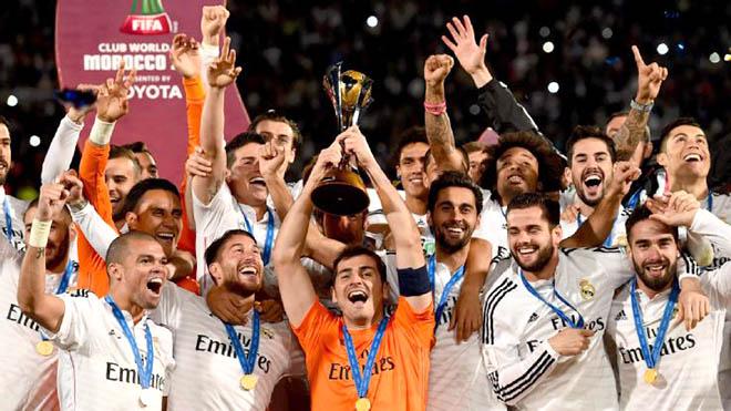 Real Madrid giành 4 Cúp trong năm 2014: 12 tháng đại thành công