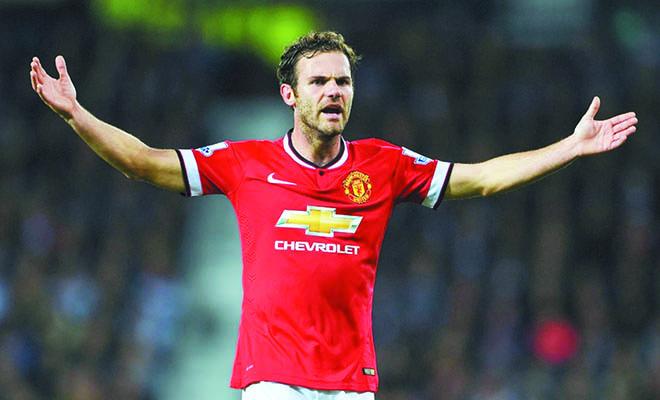 Hàng công Man United: Còn chỗ nào cho Juan Mata?