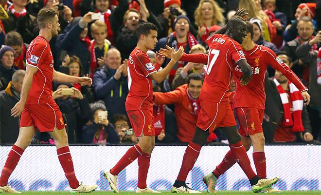 Liverpool: Tiến bộ hơn và tự tin hơn