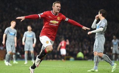 Rooney tự tin Man United có thể bắt kịp Chelsea