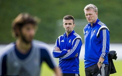 David Moyes muốn mượn vài cầu thủ từ các đội bóng Anh