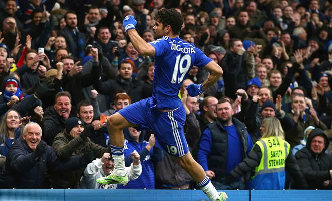 Cẩn thận, Costa đang trở lại!