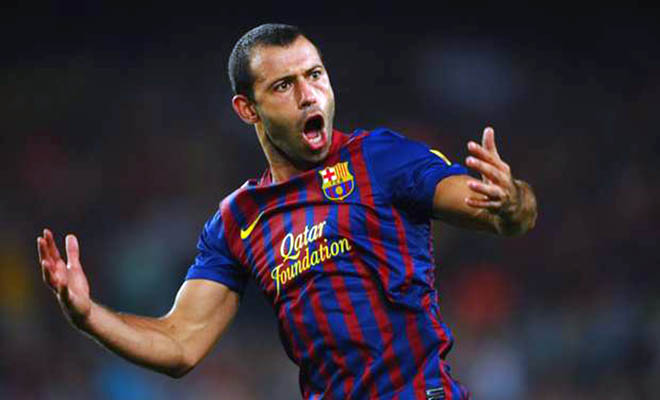 Javier Mascherano: Chiến binh thầm lặng của Barca