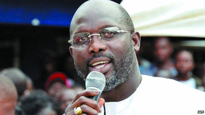 George Weah có thể trở thành Tổng thống Liberia