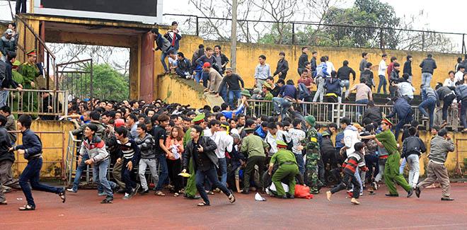 Ông Nguyễn Hồng Thanh (TGĐ Cty CP BĐ SLNA): 'Mức độ xử phạt HA.GL như thế là hợp lý'