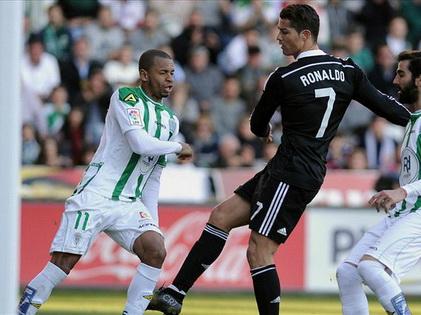 Vì sao Ronaldo chỉ bị treo giò 2 trận?