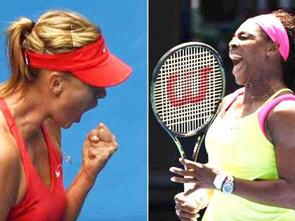 TRỰC TIẾP Australian Open - ngày thi đấu thứ 11: Sharapova gặp Serena Williams ở chung kết