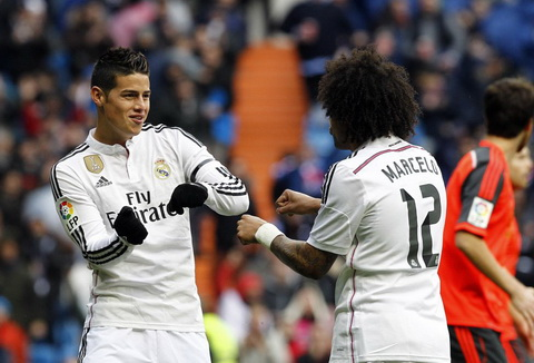 TRỰC TIẾP Real Madrid 4-1 Sociedad: Benzema lập cú đúp
