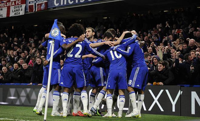 Từ trận hòa Chelsea - Man City 1-1: Jose Mourinho đã tính cả rồi