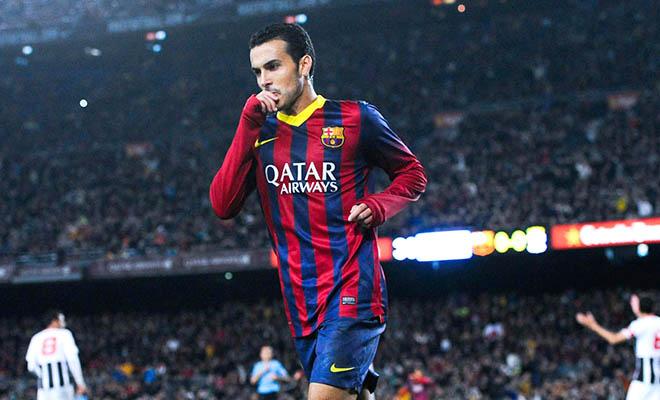 Pedro đang bị lãng quên ở Camp Nou