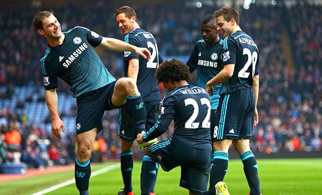 Chelsea = Man City + 7: Quyền lực tối thượng của Chelsea