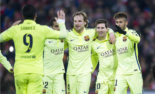 Barca và công thức Luis Enrique