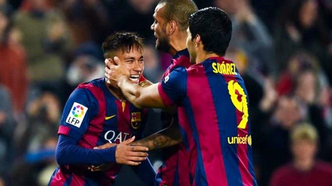 Luis Suarez: 'Số 9' chuyên... kiến tạo của Barcelona?