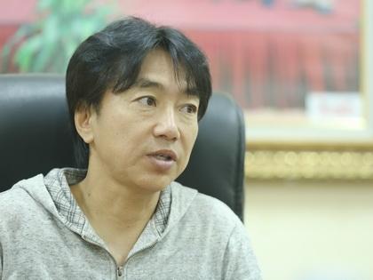 HLV Toshiya Miura: 'Tôi chọn 9 cầu thủ HAGL vì họ đá chính tại V.League'
