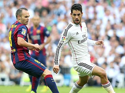 Isco: Người thừa kế xứng đáng của Iniesta