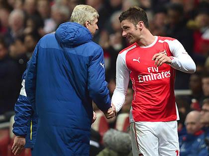21h05 ngày 01/03, Arsenal - Everton: Đừng chỉ trích, hãy bảo vệ Giroud!