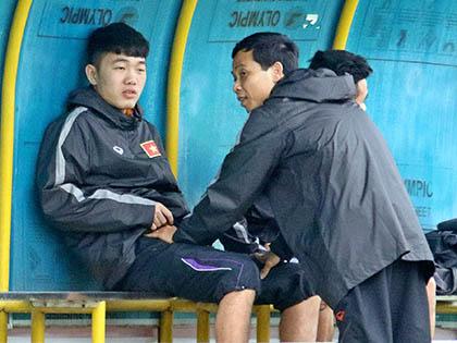 Nên loại Xuân Trường khỏi Olympic Việt Nam?