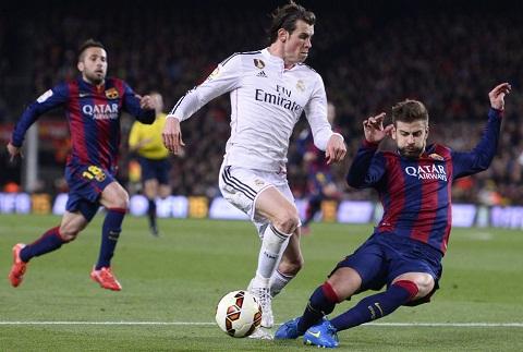 Chùm ảnh: Suarez 'hạ sát' Real Madrid ở Camp Nou