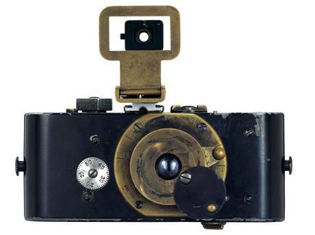 Máy ảnh Leica, món 'đồ chơi' vĩ đại