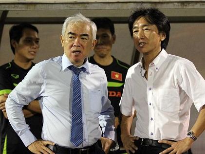 Chủ tịch VFF Lê Hùng Dũng: 'Chúng ta bây giờ thử xịt, đốt kêu'