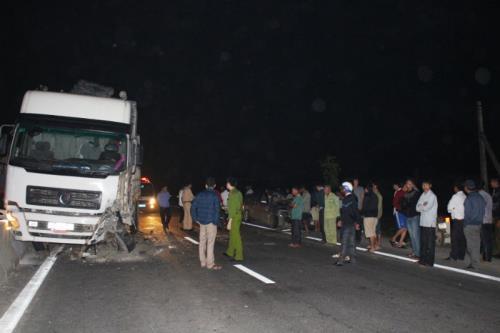 Hà Tĩnh: Tai nạn giao thông trên tuyến Quốc lộ 1A, làm 4 người thương vong