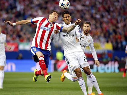 Real Madrid: Mùa xuân của Ramos và Varane