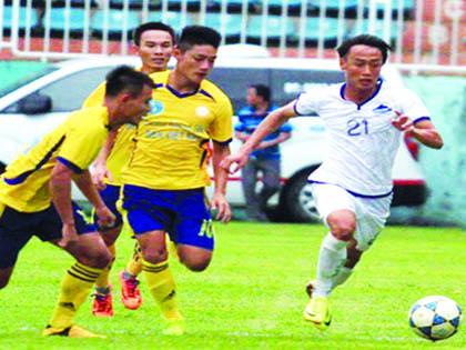 Vòng 2 giải hạng Nhất QG Kienlongbank 2015: Bài kiểm tra trên sân khách