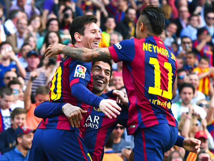Messi, Suarez, Bravo quá xuất sắc. Enrique sáng suốt, Barca không ngại Tourmalet