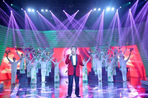 'Giai điệu tự hào' tháng 4 gồm 6 ca khúc về Bác Hồ