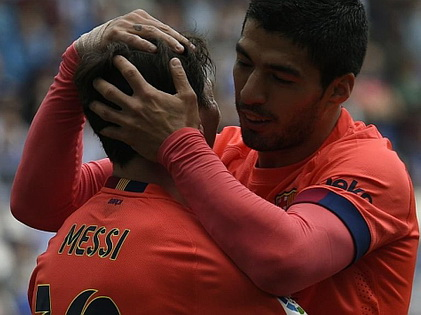TRỰC TIẾP Espanyol 0–2 Barca: Messi nhân đôi cách biệt, Alba thẻ đỏ (Hiệp 2)