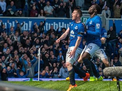 TRỰC TIẾP Everton 1-0 Man United: James McCarthy ghi bàn mở tỉ số (Hiệp 1)