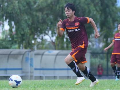 CHÍNH THỨC: 5 cầu thủ HAGL được HLV Miura triệu tập lên đội U23 Việt Nam
