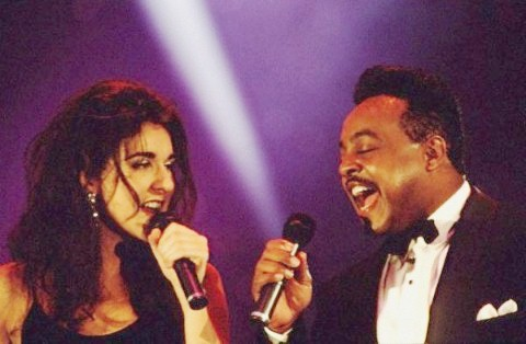 Peabo bryson and celine dion