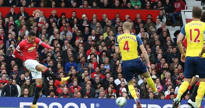 Video bàn thắng trận MU 1-1 Arsenal vòng 37 ngoại hạng Anh