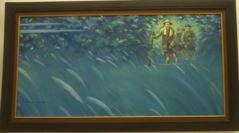 Những hình ảnh Bác Hồ từ góc nhìn cảm xúc của các họa sĩ - ảnh 2