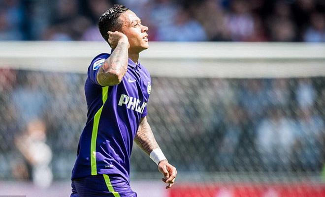 Memphis Depay hoàn tất kiểm tra sức khỏe, sắp chính thức ra mắt ở Man United