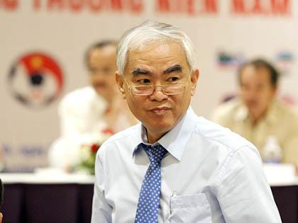 Chủ tịch VFF Lê Hùng Dũng: 'Trọng tài bắt rát với đội tuyển Việt Nam'