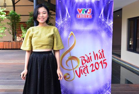 'Nhạc sĩ' Trương Thảo Nhi và 'truyền hình thực tế' 'Bài hát Việt'