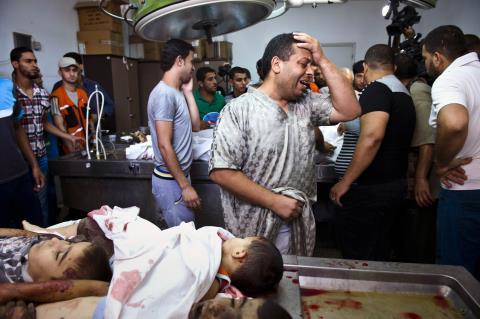 551 trẻ em chết thảm và bản cáo trạng mới nhất về tội ác chiến tranh