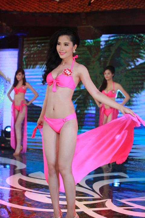 Tien Giang Girl Crowned Miss Mekong Delta 2015 News