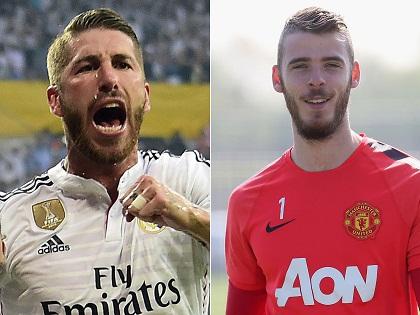 CHUYỂN NHƯỢNG ngày 12/6: Man United ép Real bán Ramos. UEFA 'tháo gông' cho Man City
